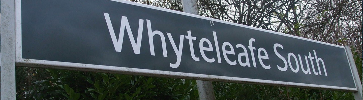 We cover Whyteleafe