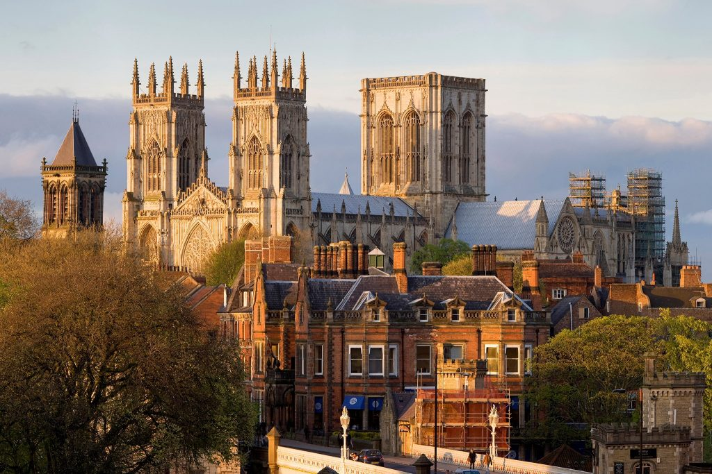 an image of York Cathedral